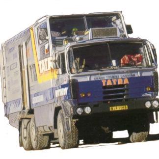Brassica Models - Tatra 815 GTC